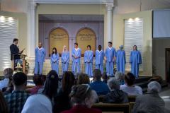 Крещение 23 сентября 2017 г