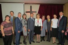 20 лет Люберецкой общине